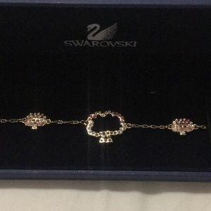 Swarovski trees bracelet